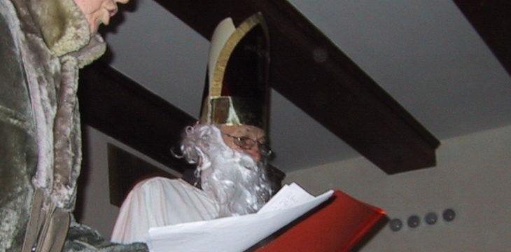 02. Dezember 2001 – Nikolausfeier