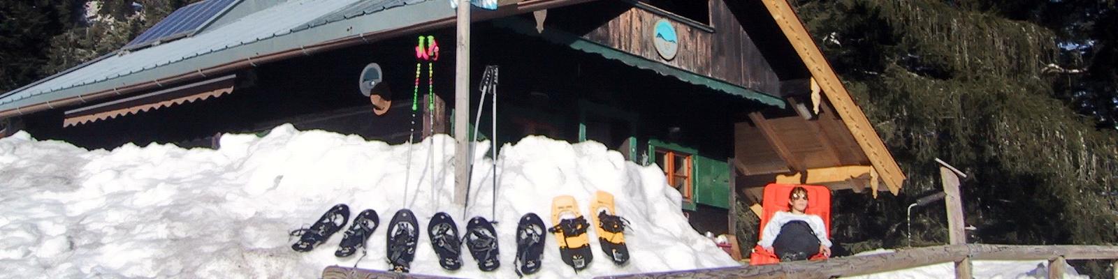 25. Februar 2017 – Winter-Foto-Schneeschuh-Wanderung